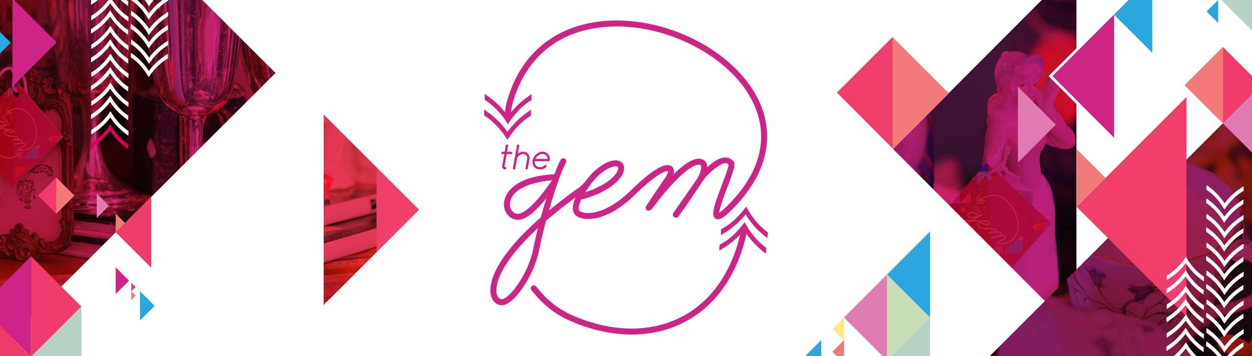 The Gem Logo
