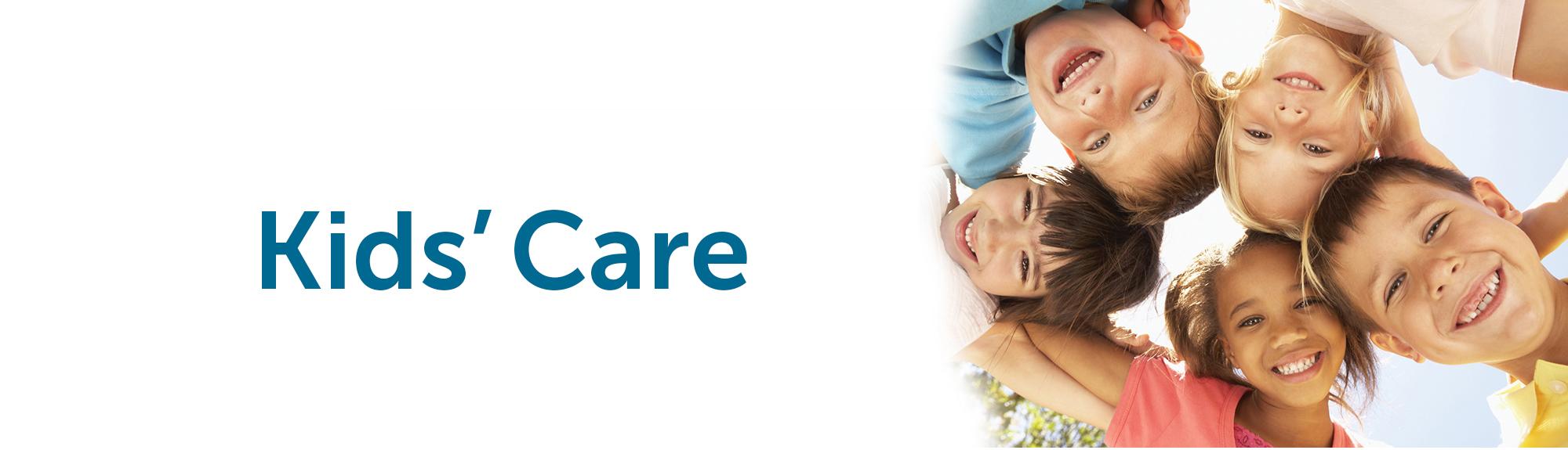 Kids Care Banner