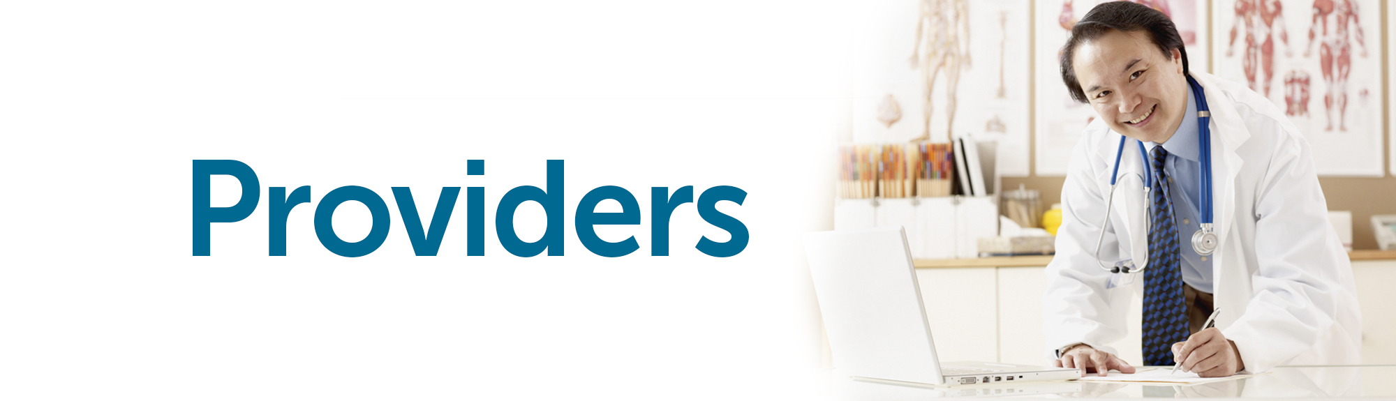 Providers Banner