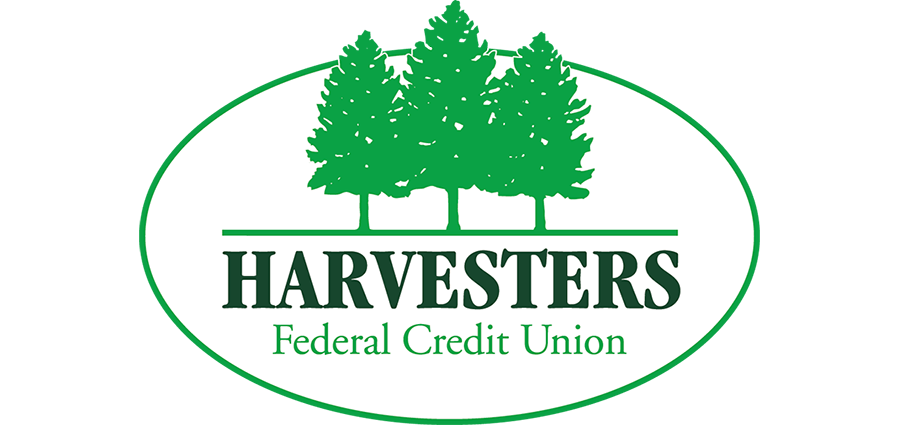Harvesters Federal Credit Union Logo