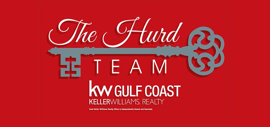 The Hurd Team KW Gulf Coast Realty Logo