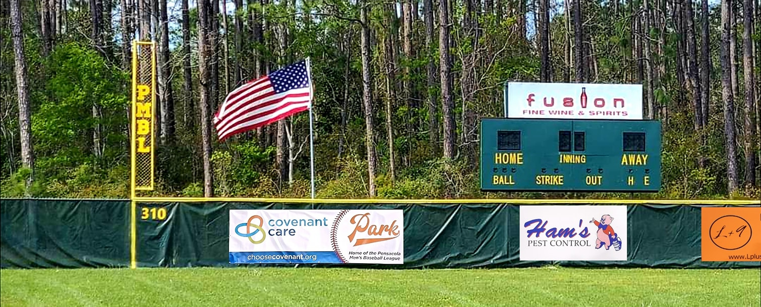 Let's Play Ball! Covenant Care Park Now Home to Pensacola Men's Baseball League