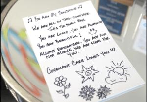 Covenant Care Pensacola FL Letter to Connect Patients